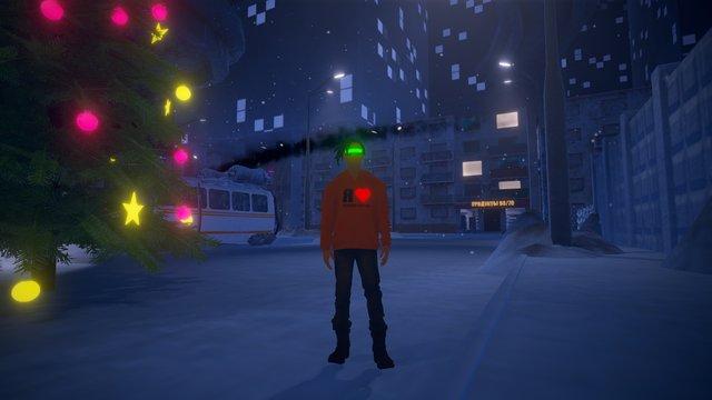 CyberRussia 2080 screenshot