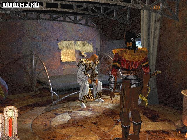 Dark Earth screenshot