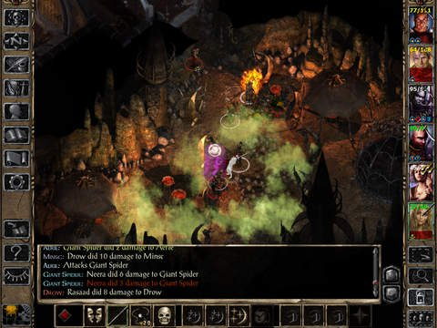 Baldur's Gate II: Enhanced Edition screenshot