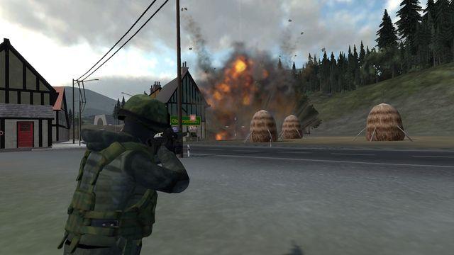 Red Crucible: Reloaded screenshot