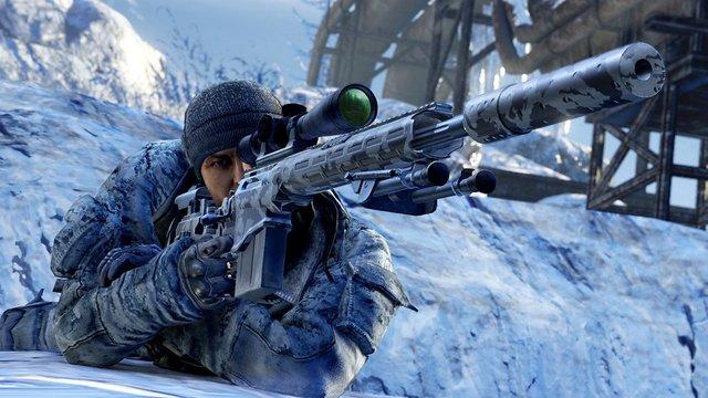 Sniper: Ghost Warrior 2 - Siberian Strike screenshot