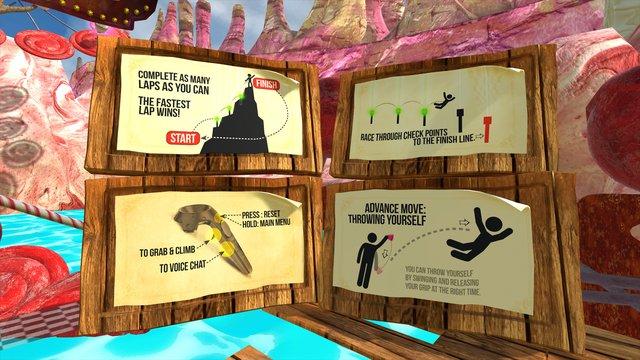 Sweet Escape VR screenshot