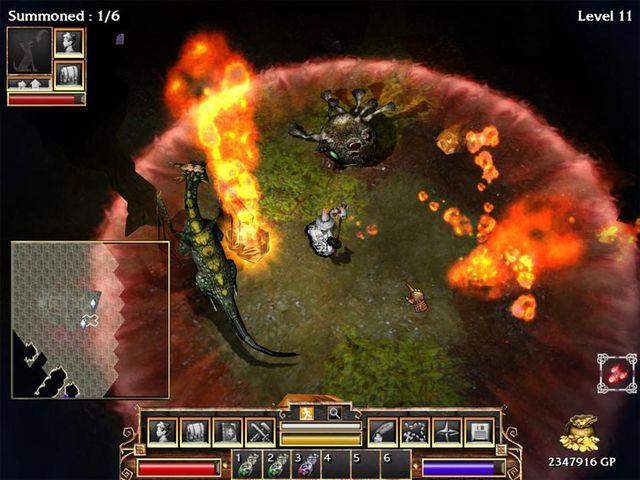 FATE: Undiscovered Realms screenshot
