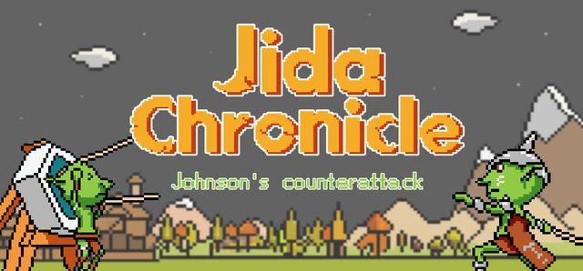 Jida Chronicle Chaos frontier screenshot