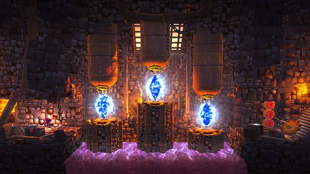 Giana Sisters: Twisted Dreams - Director's Cut screenshot
