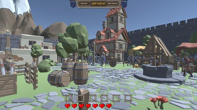 Village Feud screenshot