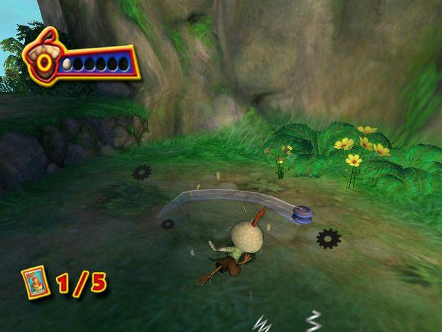 Chicken Little screenshot