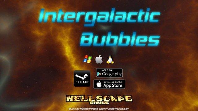 Intergalactic Bubbles screenshot