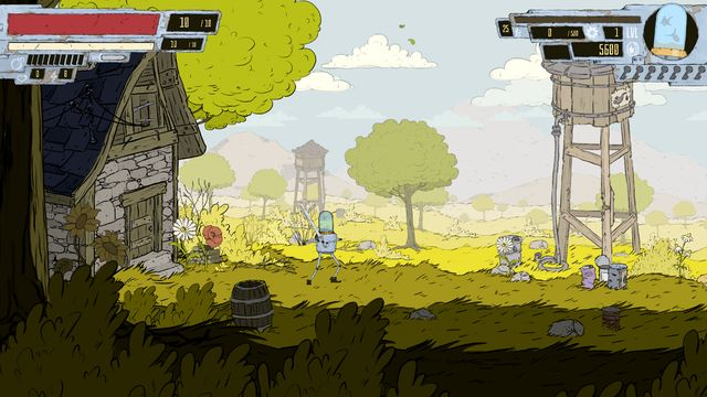 Feudal Alloy screenshot №1 preview