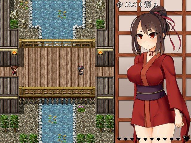 Kunoichi Botan screenshot