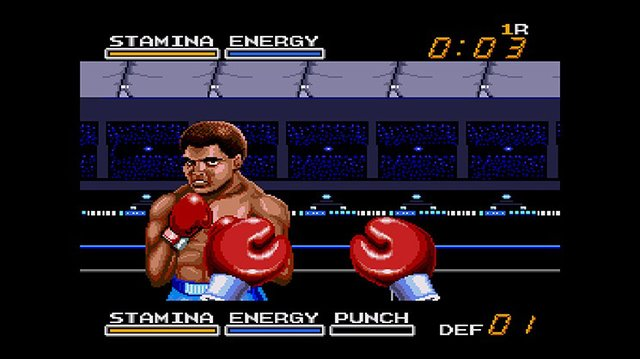 Digital Champ Battle Boxing screenshot