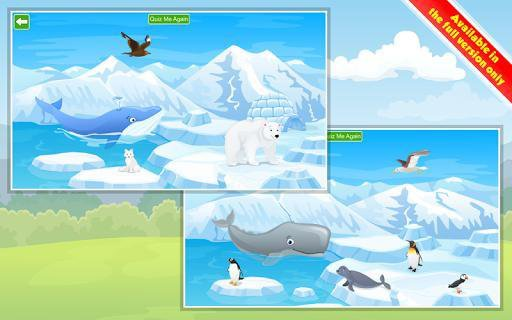 Kids Learn about Animals Lite screenshot