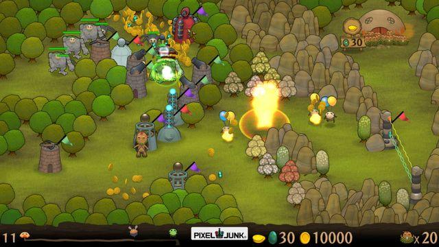 PixelJunk Monsters Ultimate screenshot