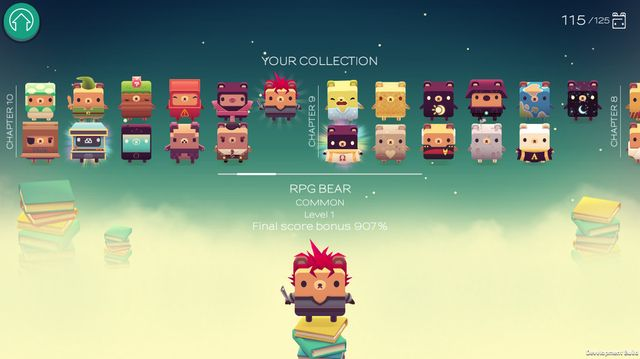 Alphabear: Hardcover Edition screenshot