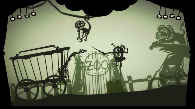 Shadow Fencer Theatre screenshot