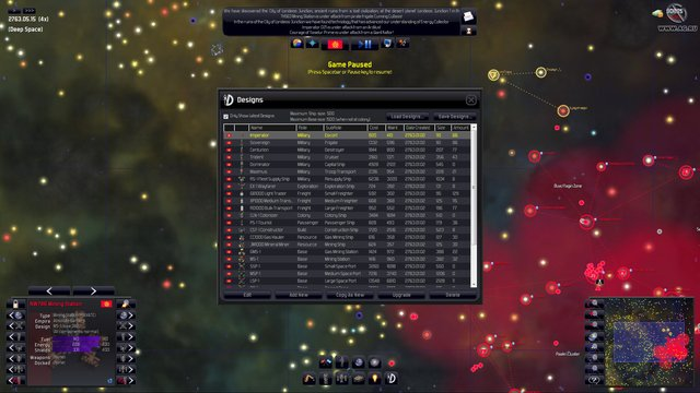 Distant Worlds screenshot
