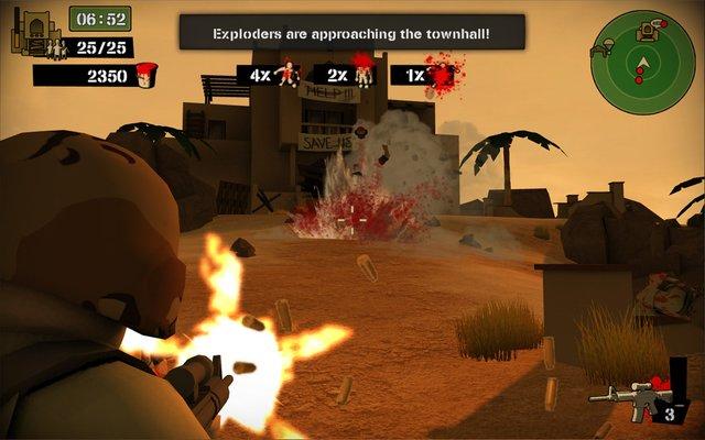 Foreign Legion: Buckets of Blood screenshot