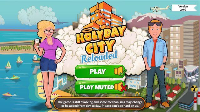 Holyday City: Reloaded screenshot