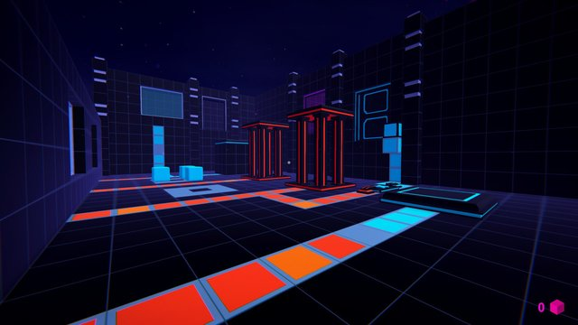 Neon Junctions screenshot