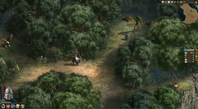 Might & Magic Heroes Online screenshot