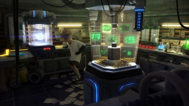AR-K: The Great Escape screenshot