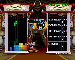 Magical Tetris Challenge screenshot