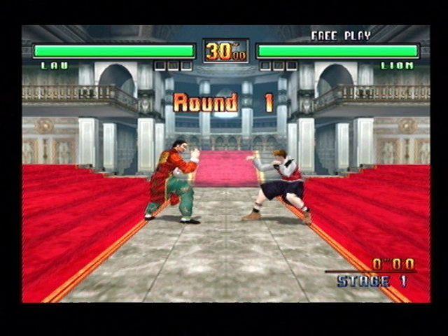 Virtua Fighter 3 screenshot