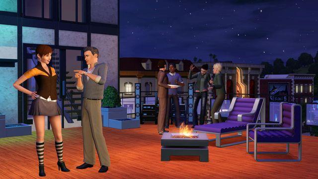 Sims 3: Каталог - Современная роскошь, The screenshot