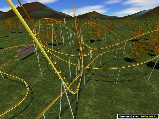 Ultra Coaster screenshot