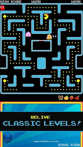 Ms. PAC-MAN by Namco screenshot