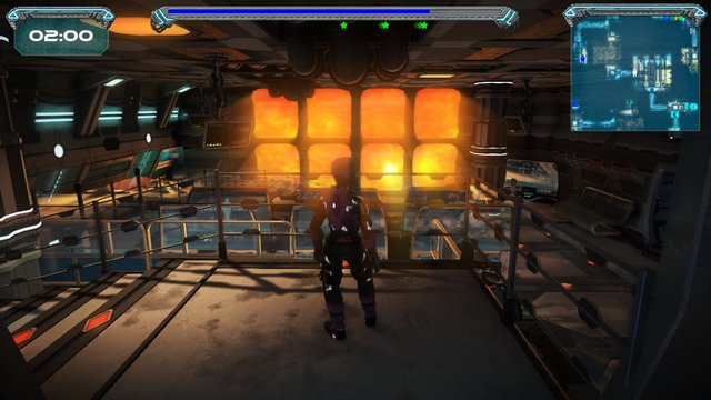 Project Temporality screenshot