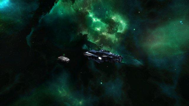 Nomad Fleet screenshot