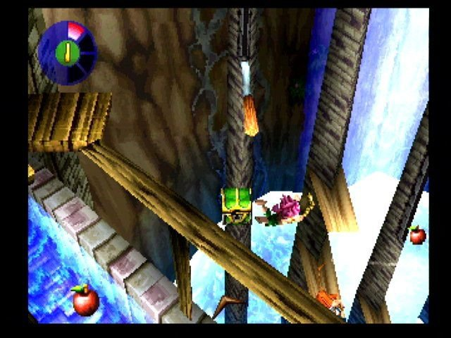 Tomba! 2 screenshot