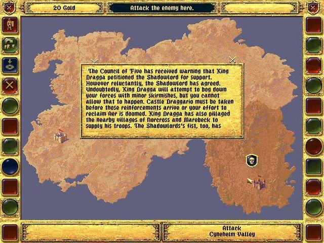Fantasy General screenshot