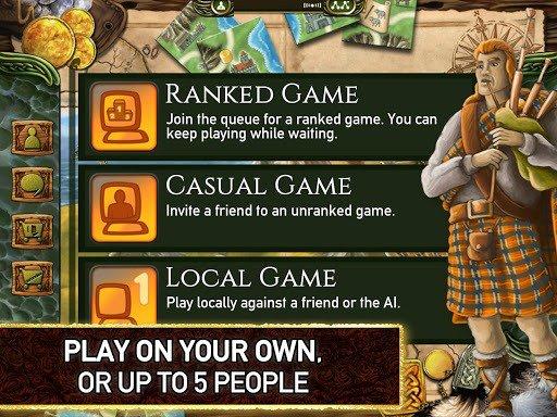 Isle of Skye: The Tactical Board Game screenshot