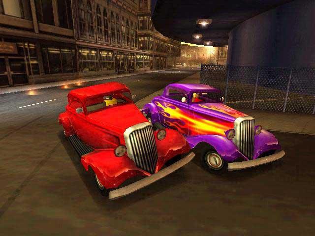 Need for Speed: Motor City Online screenshot
