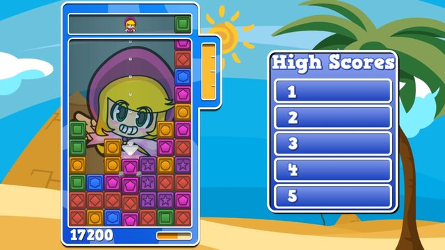 Super Puzzle Sisters screenshot