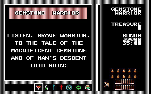 Gemstone Warrior screenshot