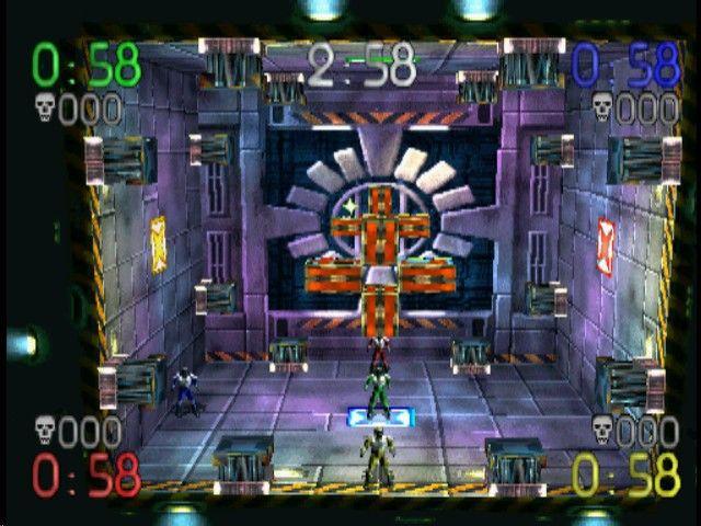 Blast Chamber screenshot