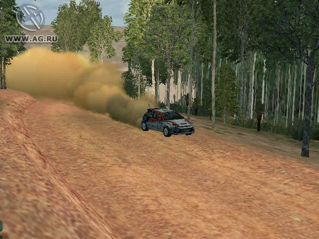 Colin McRae Rally 3 screenshot