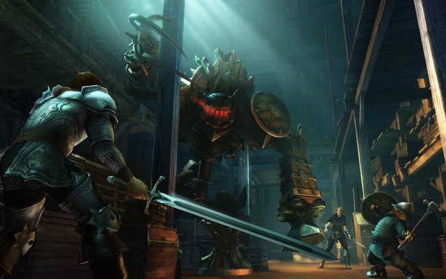 Drakensang: The River of Time screenshot