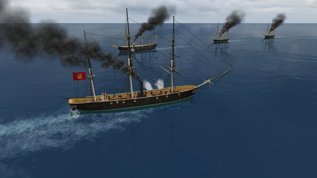 Ironclads 2: Boshin War screenshot