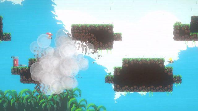 Jump Gunners screenshot