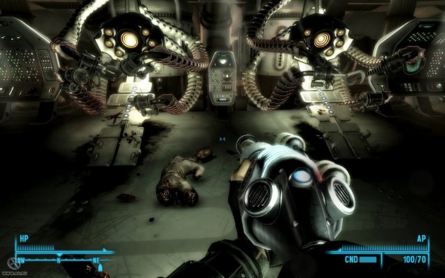 Fallout 3: Mothership Zeta screenshot