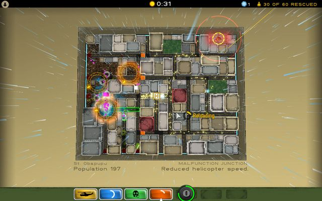 Atom Zombie Smasher screenshot
