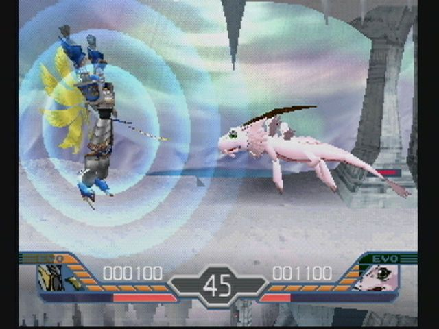 Digimon Rumble Arena screenshot