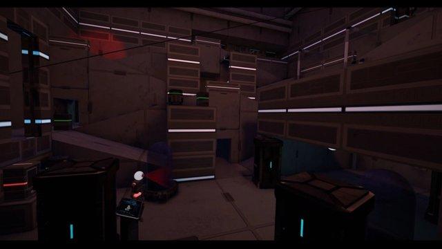 RoboHeist VR screenshot