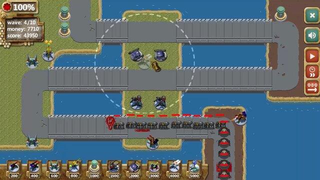 Ballistic Protection screenshot