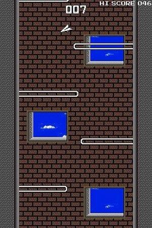 Paper plane (DsiWare) screenshot