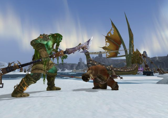 World of Warcraft: Wrath of the Lich King screenshot